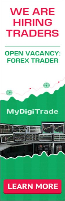 MyDigiTrade is hiring forex traders. Earn an additional income through the trade copy platform.