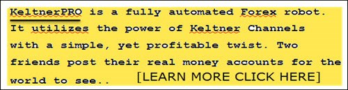 KeltnerPro EA by Jared Rybeck is a fully automated trading forex robot with a third party verified track record