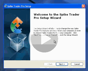 Installing forex news trading software Spike Trader Pro