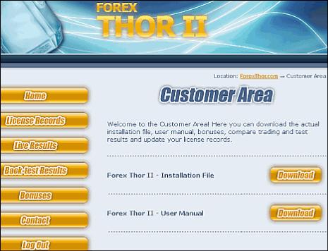 Forex thor