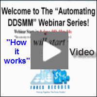 How DDSMM money management software works webinar replay