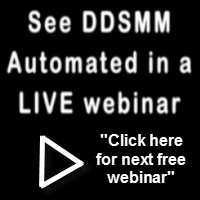 How DDSMM money management software works live webinar