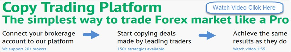 The simplest way to trade forex is to copy professional traders using mydigitrade platform