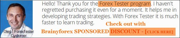 Learn to trade forex faster with Forex Tester software. Special brainyforex sponsored discount available through this link - click here.